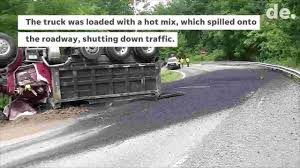 Truck Full Of Asphalt Flips Over Near Pennsylvania Line Ups Truck Flips Over On Inrstate Driver Hurt Truck Flips On N1 Three Seriously Injured Sa Breaking News Driver When Ctortrailer Lovins Trosclair Video Report Flatbed South River Road This Charlotte Man I40 Morgantoncom Tow A Car With Wench After Violent Accident Q102 Northwest Georgia Old Dalton Woodhaven Delaware Valley Garbage Flipped Niagara Falls Youtube Western Highway The Arat Advtiser Recovering In Busy Street Car During An Orion