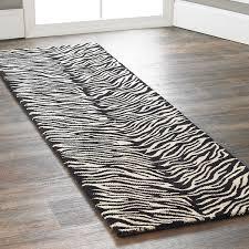 Zebra Print Cowhide Rugs Fur Source