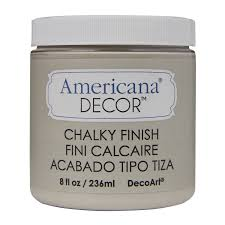 Americana Decor Chalky Finish Paint Colors by Decoart Americana Decor Chalky Finish Paint 8 Fl Oz 236 Ml