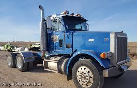 1995 Peterbilt 378 Semi Truck | Item BJ9835 | SOLD! February...