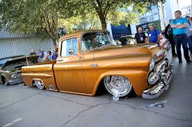 Delmo's Speed Shop Built 1959 GMC Apache At SEMA 2016 #TENSEMA16 481959 Gmc Chevy Pickup Power Door Locks Truck 5 Window V8 Apache 1959 Pickup For Sale Near Mankato Minnesota 56001 Classics On Owners 100 Fleetside Youtube Like Pinterest 1958 W61 370 Heavy Duty File1959 Cabover Semi 173105156jpg Wikimedia Commons Great Chevrolet Other Pickups Deluxe Short Bed Sale Classiccarscom Cc1090771 For Roger Trucks Cheers And Gears