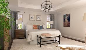 Bedroom Decor Online Photo
