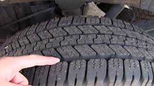 My Goodyear Wrangler SR-A Tire Review - YouTube
