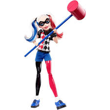 DC Comics Super Hero Girls 12 Inch Action Figure Harley Quinn