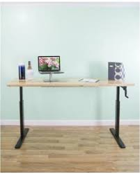 Ergo Elements Standing Desk by Don U0027t Miss This Deal On Vivo Manual Crank Stand Up Desk Frame