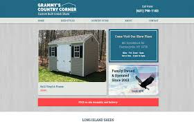 Myerstown Sheds Palmyra Pa by Web Design For Retail Companies Web Designer For Retail Companies