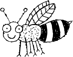 Coloring Pages For Kids Bugs And Insects