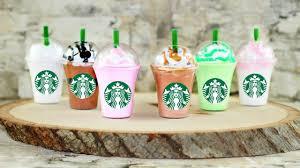 DIY American Girl Doll Starbucks Frappe