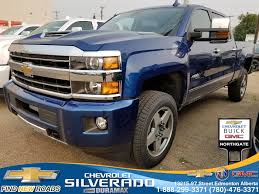 New 2019 Chevrolet Silverado 2500HD From Your Edmonton AB Dealership ...