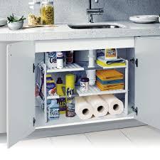 astuce pour ranger sa cuisine rangement sous évier gagnez de la place dans votre cuisine