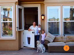 Single Patio Door Menards by Dutch Doors Orange County Todays Entry Doors