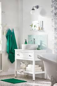 hemnes waschbeckenschrank offen 1 schubl weiß 82x48x76