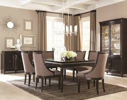Dining Room Dining Room Contemporary Sets With China Cabinet Also