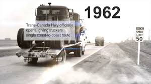 100 History Of Trucks Of Trucking In Ontario Video Timeline YouTube