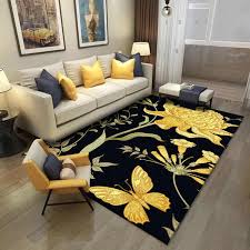 moderne nordische für zu hause wohnzimmer teppiche