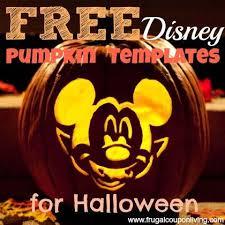 Mike Wazowski Jack O Lantern Pattern by Free Disney Pumpkin Templates Carving Designs For Halloween