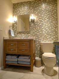 Half Bath Decor Bathroom Traditional With Vanity Storage Image By Brook