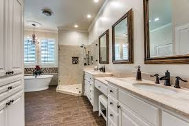 traditional master bath in dallas tx by dfw improved 972