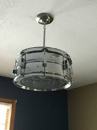 Harley Davidson Light Fixtures by Snare Drum Light Fixture For Baby U0027s Musical Inspired Nursery