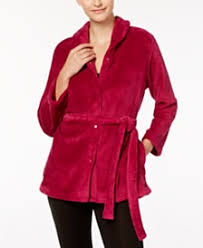 Chenille Bed Jacket by Miss Elaine Pajamas And Robes Macy U0027s