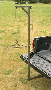 100 Deer Hoist For Truck Guide Gear Deluxe Amp Gambrel Swivel Hitch Thrill On