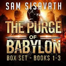 The Purge Of Babylon Series Box Set Books 1 3 Audiobook Cover Art