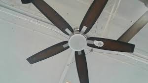 Hunter Contempo 52 Ceiling Fan Manual by Hunter Windemere Ceiling Fan Youtube