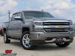 Used 2017 Chevy Silverado 1500 High Country 4X4 Truck For Sale In ...