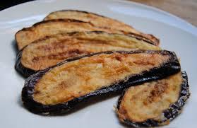 la meilleure façon de faire frites les aubergines sans absorber les