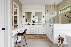 farmhouse bathroom design ideas hgtv