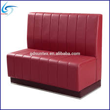 Ektorp Sofa Bed Cover Red by Fast Food Restaurant Furniture Booth Seating Fast Food Restaurant