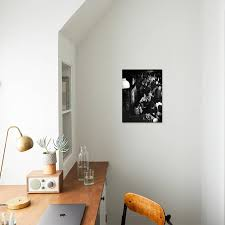 100 St Germain Lofts Inside A Crowded Pub With Couple Kissing Des Pres Photographic Print By Gjon Mili Artcom