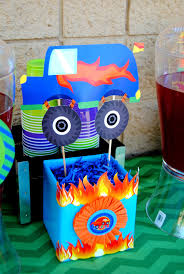 MONSTER TRUCK Party - Monster Truck Banner- Monster Jam Party - Race ... Gallery Monster Truck Party Favors Homemade Decor Jam Party Favor Birthday Pinterest Bags Supplies Invitations 8 Includes Dinner Plates Its Fun 4 Me 5th Invitation Printable Invite Jam Gravedigger Ideas Photo 3 Of 10 Catch New 329 Best Monster Truck Food Labels Race Nestling Reveal
