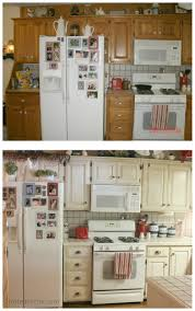 Insl X Cabinet Coat Tint Base by Rustoleum Transformations Linen Before And After 4