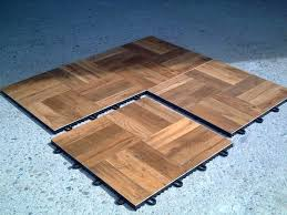 Temporary Wood Flooring Interlocking Carpet Tiles Floor Covering