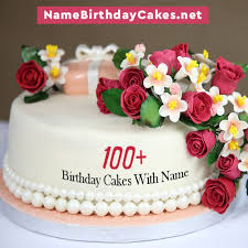 birthday cake name
