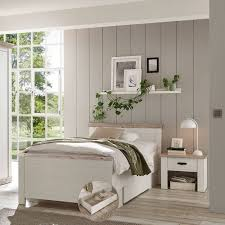 schlafzimmer set ferna 61 einzelbett 100x200 cm inkl bettschubkasten