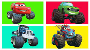 Wrong Wheels Wrong Slots Disney Cars Blaze Monster Truck To Learn ... 100 Bigfoot Presents Meteor And The Mighty Monster Trucks Toys Truck Cars For Children Cartoon Vehicles Car With Friends Ambulance And Fire Walking Mashines Challenge 3d Teaching Collection Vol 1 Learn Colors Colours Adventures Tow Excavator The Episode 16 Tv Show Monster School Bus Youtube