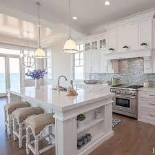 White Kitchen Idea 46 Luxury White Kitchen Design Ideas To Get