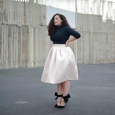 knee length midi skirt dress ala