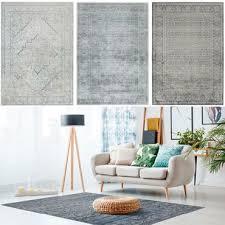 vintageteppiche designer kurzflor teppich webteppich