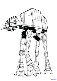 Free Printable Star Wars Christmas Coloring Pages The Force Awakens Hut Full Size