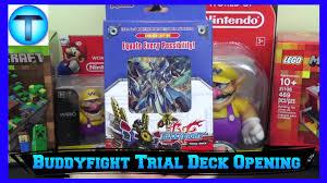 buddyfight trial deck 5 future card buddyfight hundred radiant trial deck opening