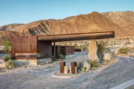 100 Palm Springs Architects Desert Palisades A New Modernist Enclave Emerges In