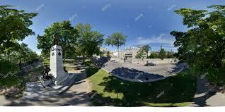 100 Louis Hebert 360 View Of Hbert Statue Parc Montmorency Qubec