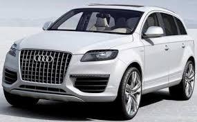 Audi Q7  Audi Auto Cars