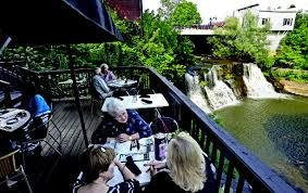 The Upper Deck Akron Ohio Menu by Outdoor Seating Boosts Bottom Lines Keeps Patrons Happy Crain U0027s