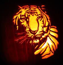 Werewolf Pumpkin Carving Ideas by Tiger Carve By Masonfetzer On Deviantart Halloween Pinterest