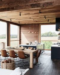100 Modern Wooden House Design Wooden House In The Middle Of Wildlife In Australia