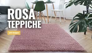 rosa teppiche in vielen grössen muster bequem kaufen